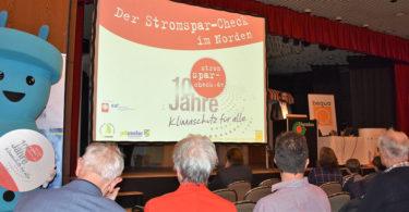10 Jahre Stromsparcheck bequa Flensburg