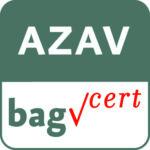 AZAV cert Logo